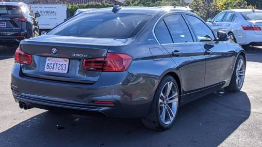 2018 BMW 3 Series WBA8E1C54JA762872