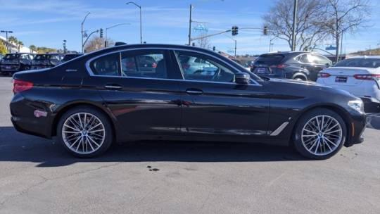2018 BMW 5 Series WBAJA9C50JB034228