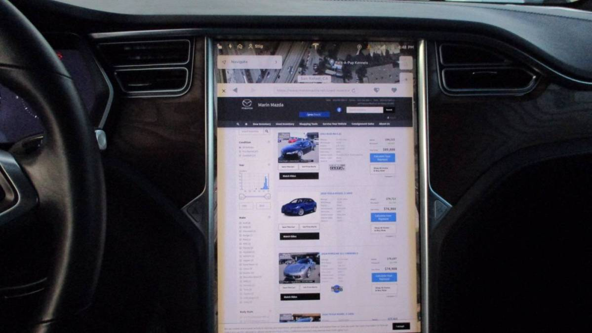 2018 Tesla Model X 5YJXCBE22JF091416