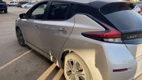 2018 Nissan LEAF 1N4AZ1CP1JC301956