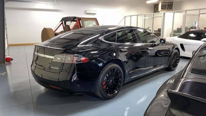 2020 Tesla Model S 5YJSA1E4XLF413766
