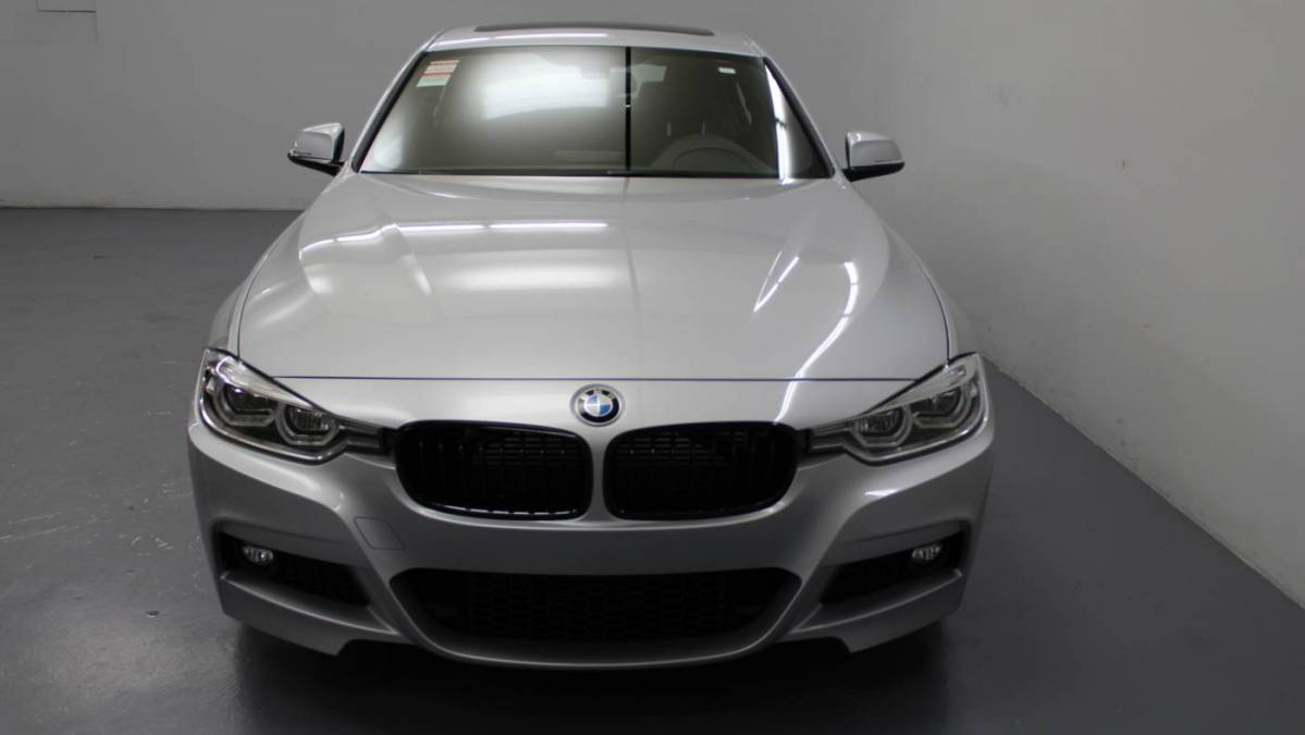 2018 BMW 3 Series WBA8E1C58JA758677