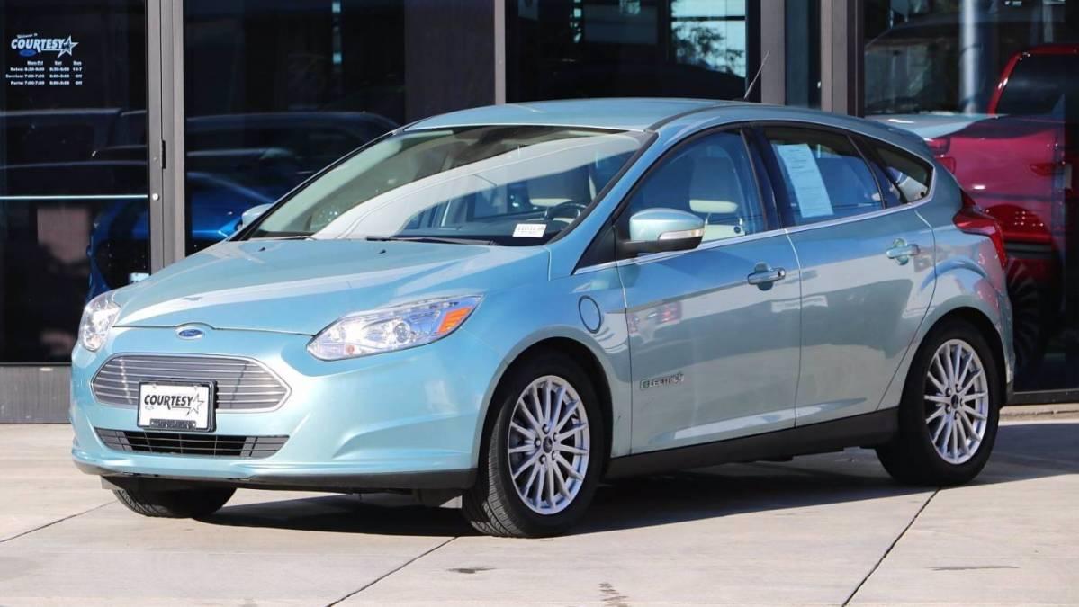 2012 Ford Focus 1FAHP3R46CL411577