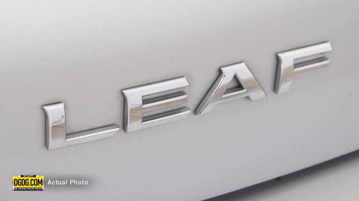 2013 Nissan LEAF 1N4AZ0CP5DC400987