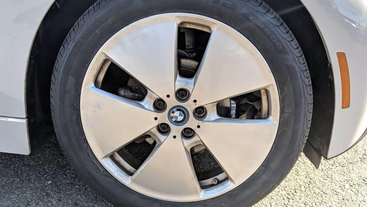 2014 BMW i3 WBY1Z4C59EV275545