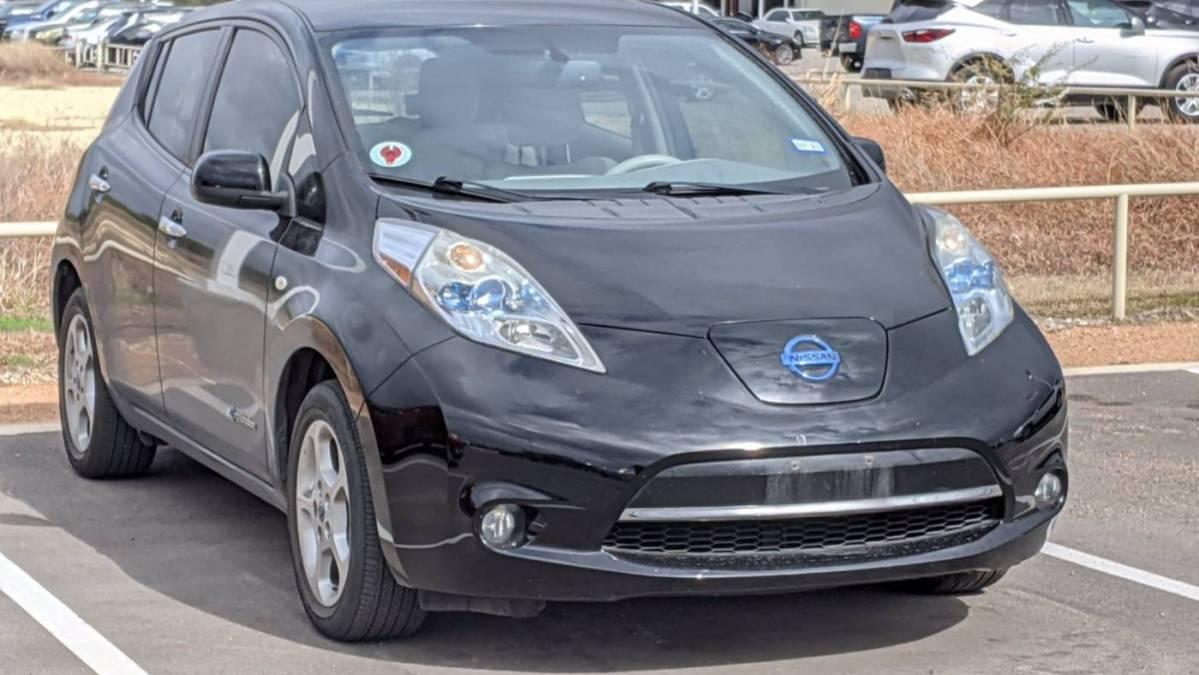 2012 Nissan LEAF JN1AZ0CP0CT015008