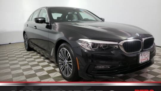 2018 BMW 5 Series WBAJB1C5XJB084326