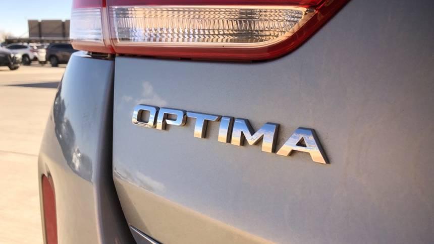 2018 Kia Optima KNAGV4LD1J5025836