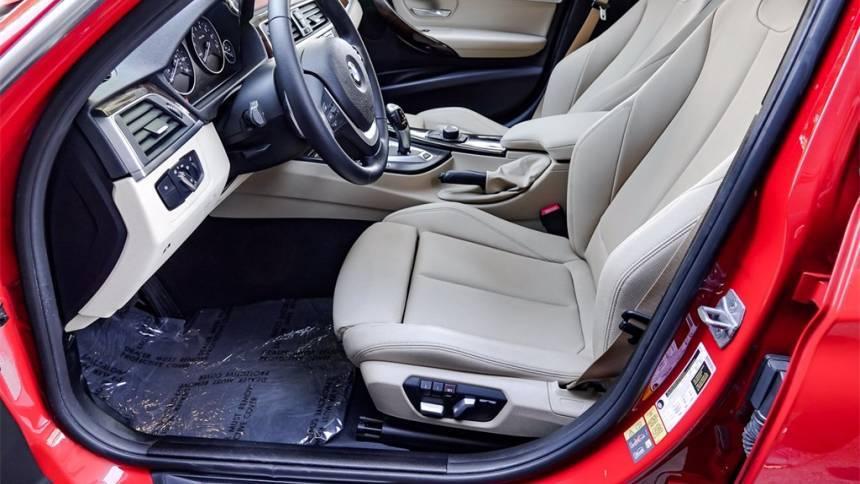 2018 BMW 3 Series WBA8E1C58JA756265