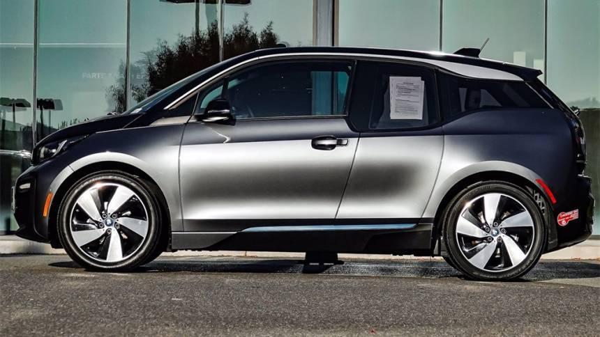 2018 BMW i3 WBY7Z2C53JVB88820