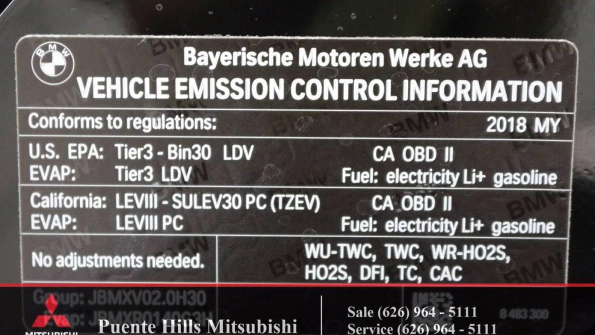2018 BMW 5 Series WBAJA9C50JB033760