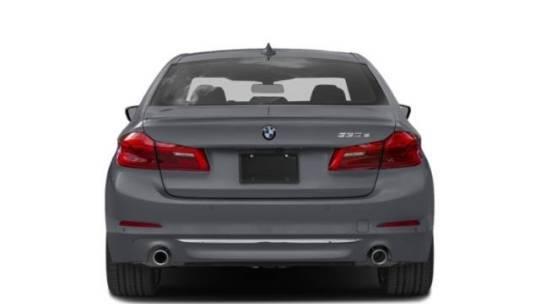 2018 BMW 5 Series WBAJB1C55JB084704