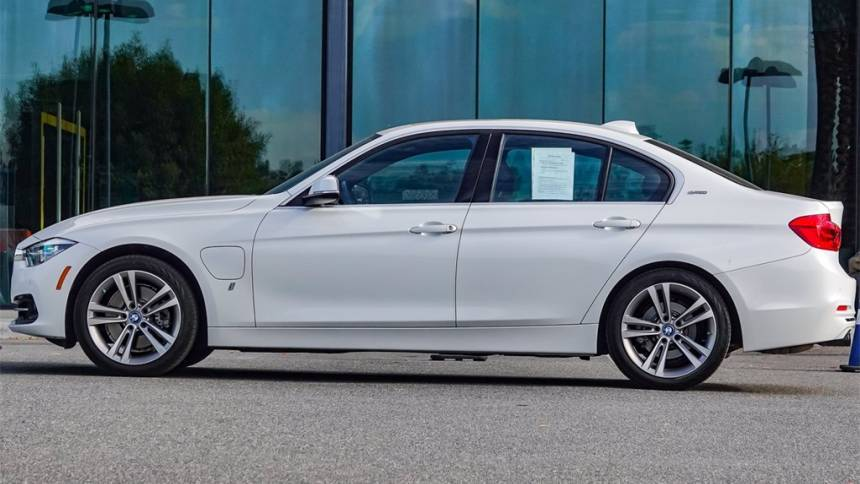 2018 BMW 3 Series WBA8E1C53JA758702