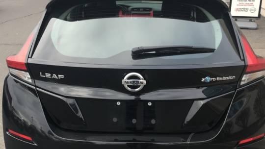 2019 Nissan LEAF 1N4AZ1CP3KC303158