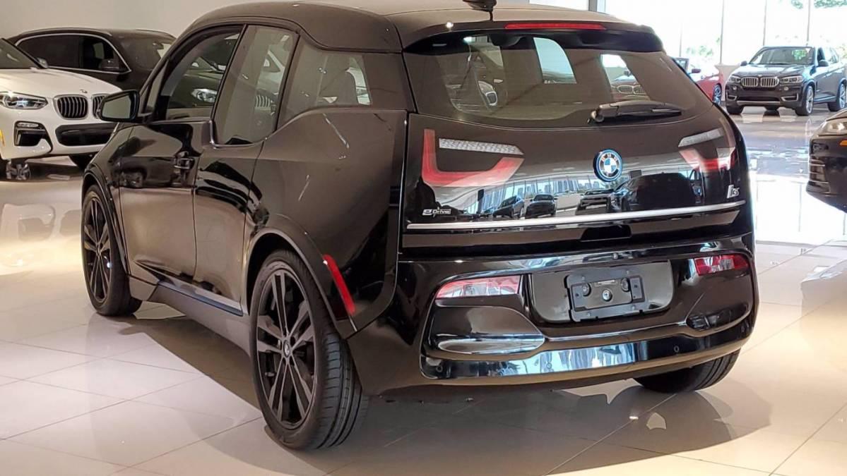 2018 BMW i3 WBY7Z8C53JVB87511