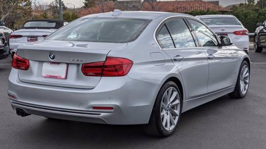 2018 BMW 3 Series WBA8E1C51JA171589