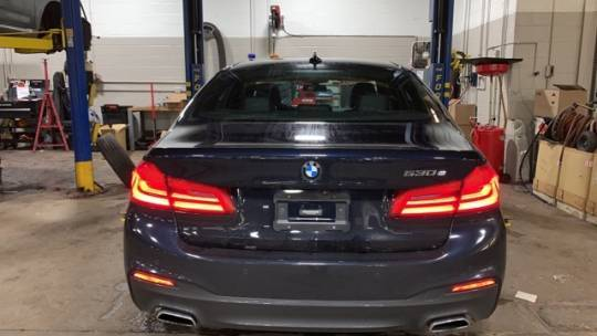 2018 BMW 5 Series WBAJB1C56JG623866