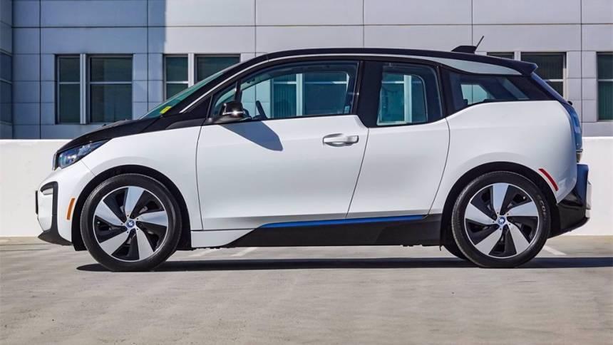 2018 BMW i3 WBY7Z2C5XJVE61882
