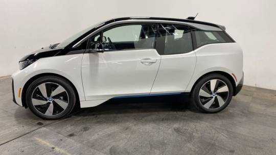 2018 BMW i3 WBY7Z2C55JVE64995