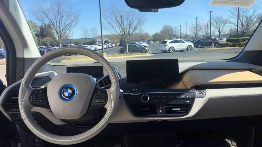 2014 BMW i3 WBY1Z4C58EV273821