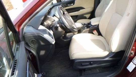 2018 Honda Clarity JHMZC5F38JC021514