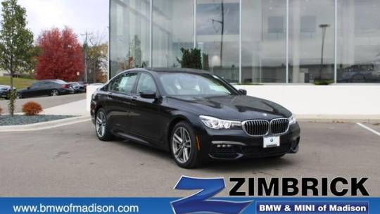 2018 BMW 7 Series WBA7J2C53JG497999