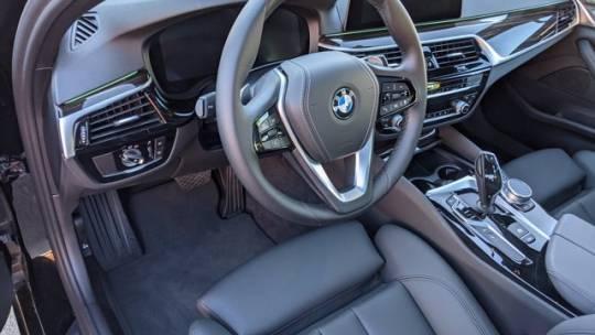 2020 BMW 5 Series WBAJA9C03LCD45656