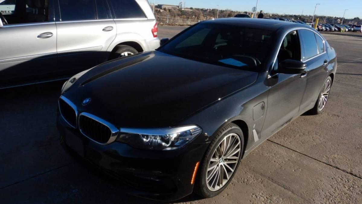 2018 BMW 5 Series WBAJB1C58JB084373