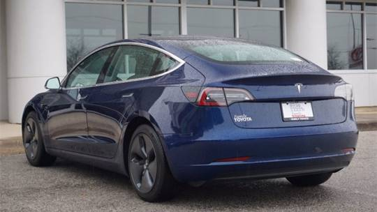 2018 Tesla Model 3 5YJ3E1EA1JF076738
