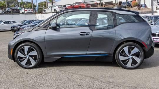 2018 BMW i3 WBY7Z4C54JVC34702