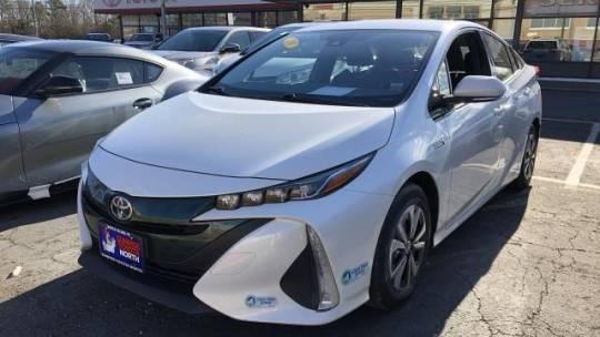 2018 Toyota Prius Prime JTDKARFP3J3079758
