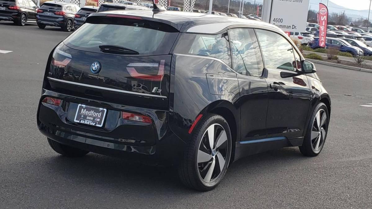 2018 BMW i3 WBY7Z4C59JVC34842