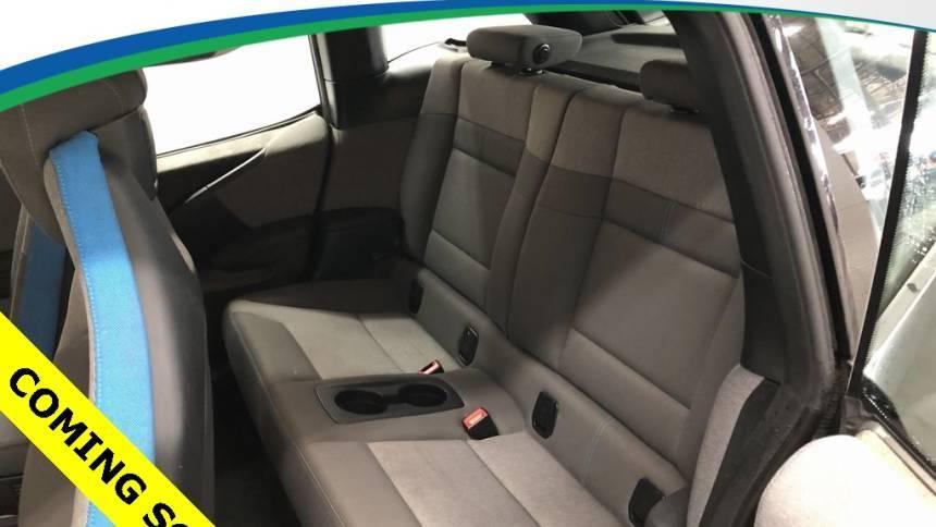 2018 BMW i3 WBY7Z8C5XJVB86825