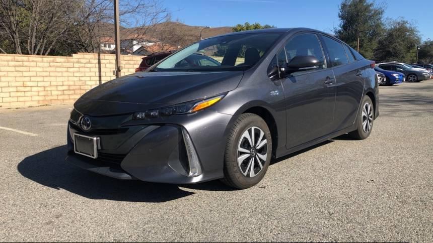 2018 Toyota Prius Prime JTDKARFP0J3084254