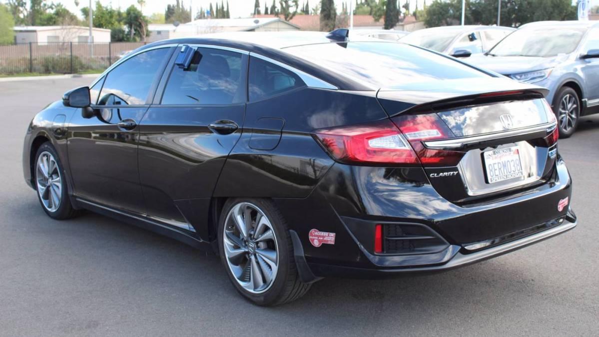 2018 Honda Clarity JHMZC5F30JC004397