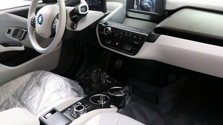 2017 BMW i3 WBY1Z8C39HV891210