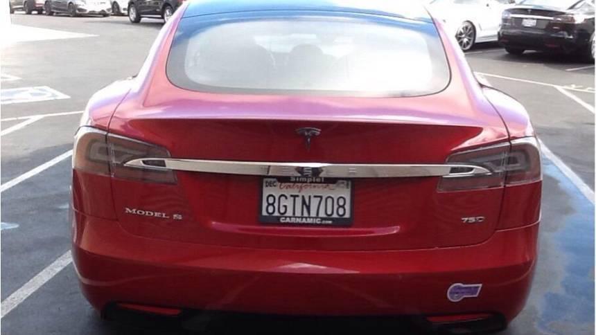 2018 Tesla Model S 5YJSA1E26JF293489