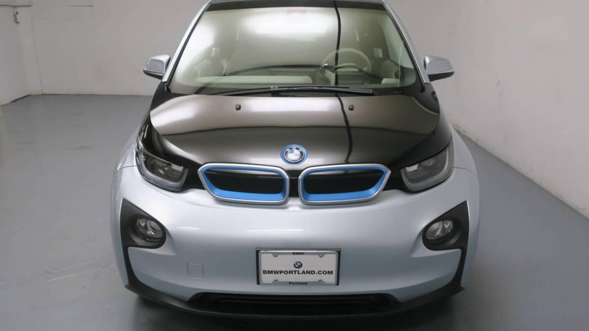 2014 BMW i3 WBY1Z2C50EV283926