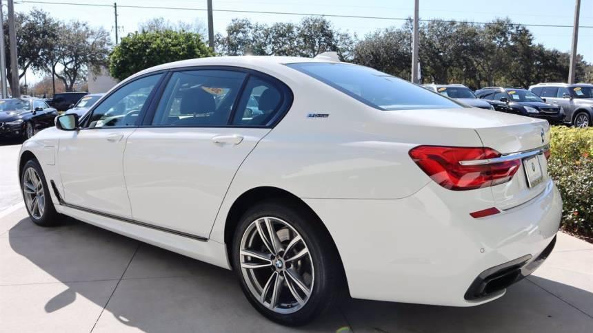 2018 BMW 7 Series WBA7J2C54JG938202
