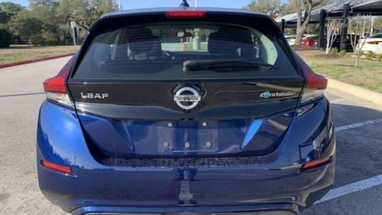 2019 Nissan LEAF 1N4AZ1CP4KC303539
