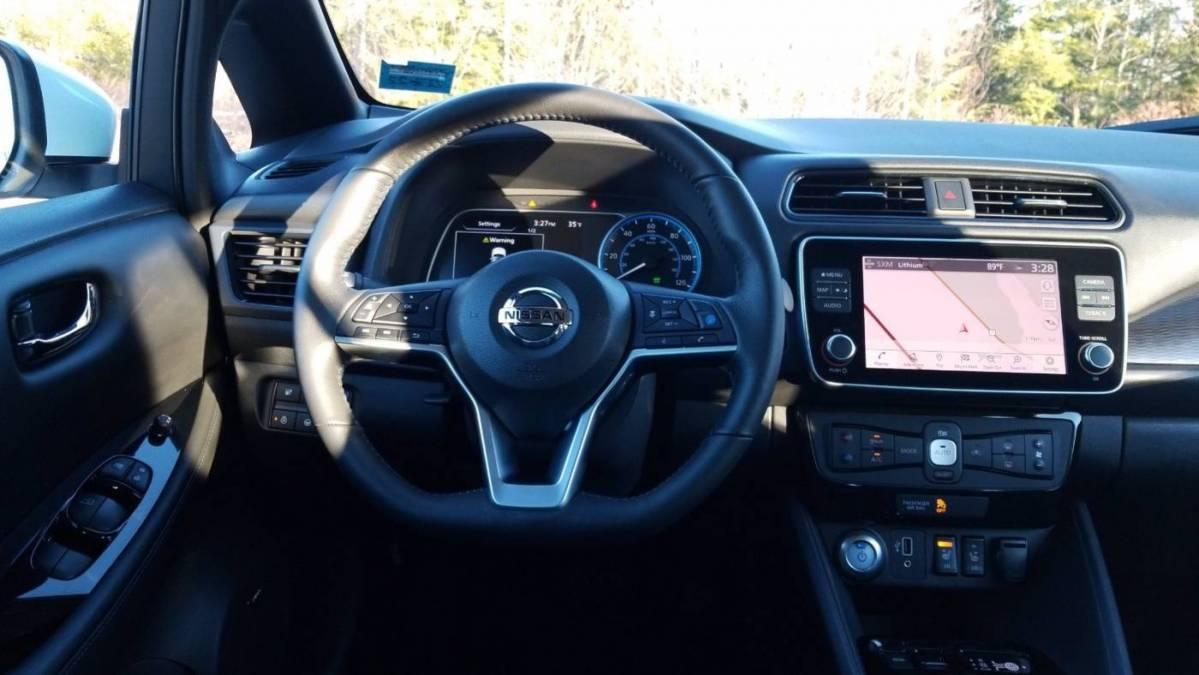 2019 Nissan LEAF 1N4BZ1CP4KC319261