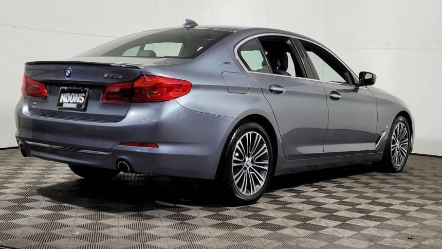 2018 BMW 5 Series WBAJB1C56JB374403