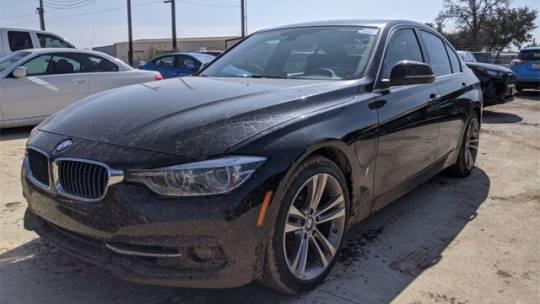 2018 BMW 3 Series WBA8E1C56JA171507