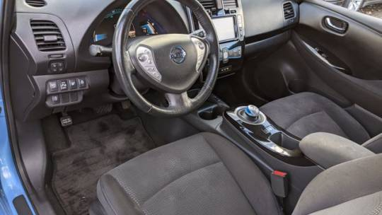 2013 Nissan LEAF 1N4AZ0CP3DC411017
