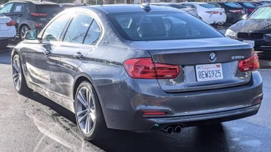 2018 BMW 3 Series WBA8E1C55JA180246