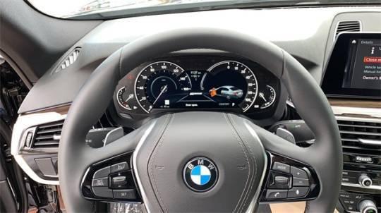 2019 BMW 5 Series WBAJA9C51KB389085