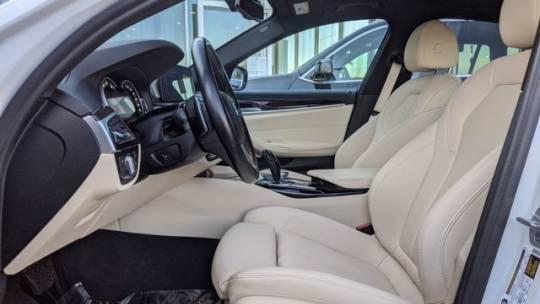 2018 BMW 5 Series WBAJA9C50JB033757