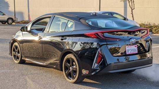 2020 Toyota Prius Prime JTDKARFP5L3145570