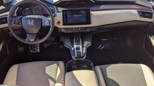 2018 Honda Clarity JHMZC5F12JC017974