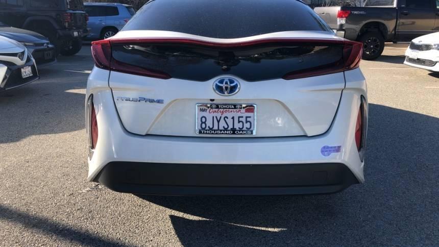 2019 Toyota Prius Prime JTDKARFP8K3114196
